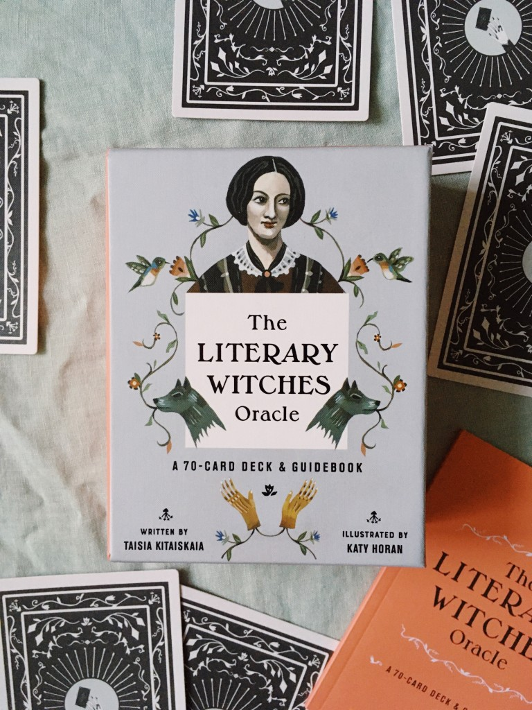 literary witches oracle купить