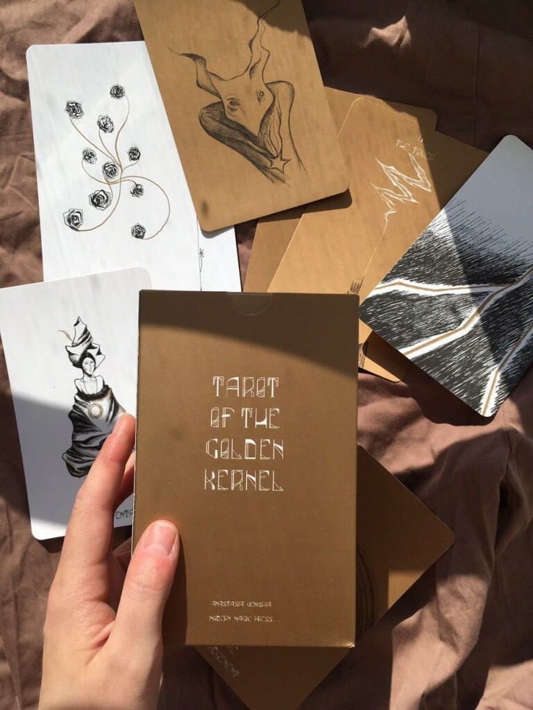 Tarot of the Golden Kernel Таро Золотого Стержня