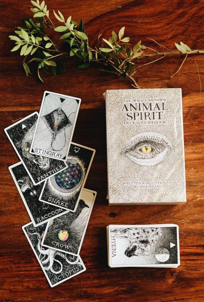 The Wild Unknown Animal Spirit oracle