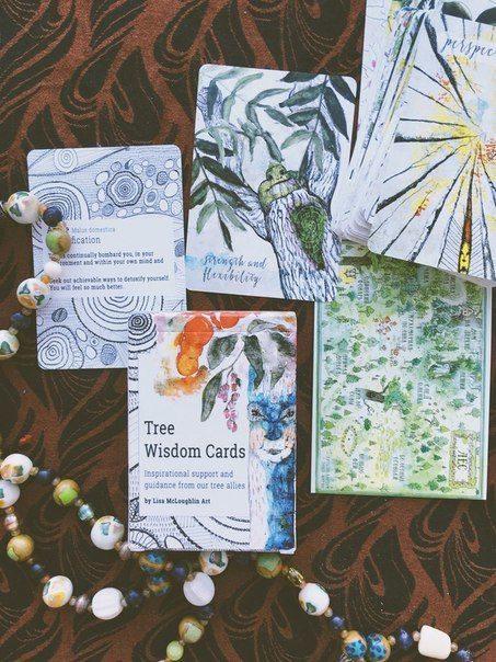 Tree Wisdom Cards