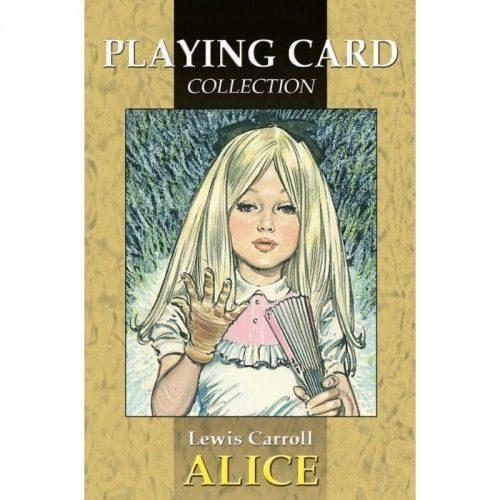 игральные карты Алиса в стране чудес