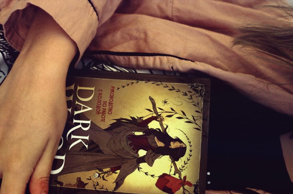 dark wood tarot таро тёмного леса